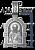Серебряная ладанка (621)