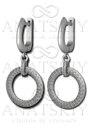 Серебряные сережки (441)