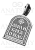 Серебряная ладанка (620)