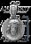 Серебряная подвеска (650)