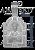Серебряная ладанка Николай Чудотворец (570)